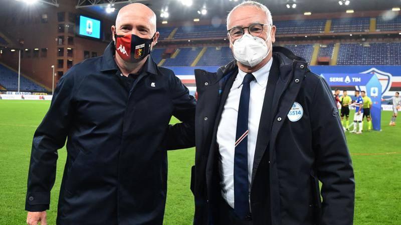 Ranieri: La Samp cresce. Maran: Bravo Scamacca, continua cos�